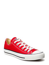 All Star Ox Low-top Sneakers Rød Converse