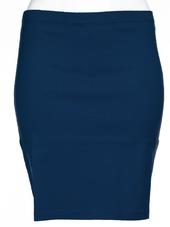 Gozzip Mørkeblå Nederdel , 54-56 / Xl