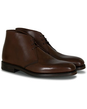 Loake 1880 Pimlico Chukka Boot Dark Brown Calf
