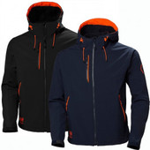Helly Hansen Chelsea Evolution Softshell Jakke-sort-m