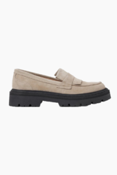 Spike Loafer - Earth - Garment Project - Brun 39