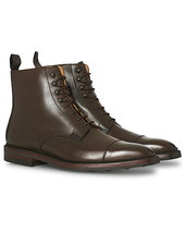 Crockett & Jones Northcote Boot Dark Brown Calf