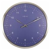Vægur 60 Minutes - Blå