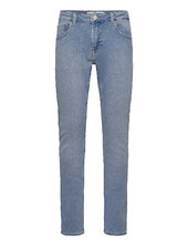 J S K3826 Jeans Slim Jeans Blå Gabba