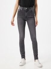 Calvin Klein Jeans Jeans 'rise'  Grey Denim