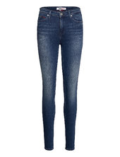 Nora Mr Skny Nnmbs Skinny Jeans Blå Tommy Jeans