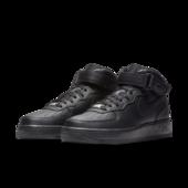 Nike Air Force 1 Mid'07 - Sko Til Mænd - Black