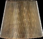 Mia Hullet Lampeskærm 20 Cm