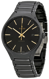 Rado True Herreur R27056162 Sort/keramik Ø40 Mm