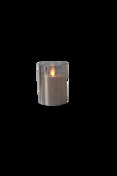 Mr Twinkle Led-lys - Lav Transparent/røgfarvet