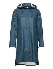 Raincoat Regntøj Blå Ilse Jacobsen