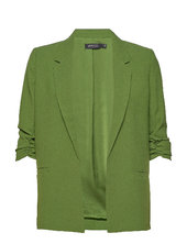 Slshirley Blazer Blazers Casual Blazers Grøn Soaked In Luxury