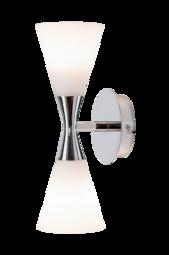 Væglampe Harlekin Duo