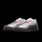 Nikecourt Zoom Vapor X Air Max 95-tennissko Til Mænd - Hvid