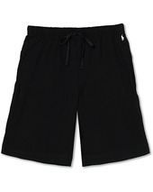Polo Ralph Lauren Sleep Shorts Black