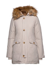 Miss Smith Jacket Foret Jakke Creme Svea
