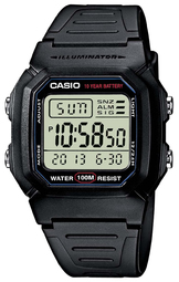 Casio Collection Herreur W-800h-1aves Resinplast 44.2x36.8 Mm