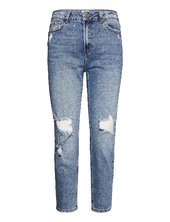 Onlemily Life Hw St C An Dt Mae1921 Jeans Mom Jeans Blå Only