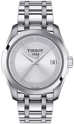 Tissot Couturier Dameur T035.210.11.031.00 Sølvfarvet/stål Ø32 Mm