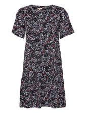 Dresses Knitted Dresses Everyday Dresses Blå Edc By Esprit