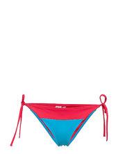 Cheeky String Side Tie Bikini Bikinitrusser Lyserød Tommy Hilfiger