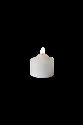 Tindra Led-lys - Lille Hvid