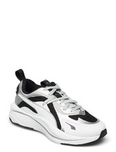 Rs-curve Glow Wn's Low-top Sneakers Sølv Puma