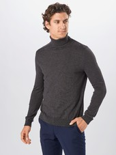 Selected Homme Pullover 'berg'  Antracit