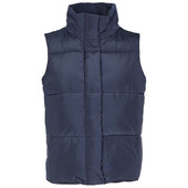 Basic Apparel Vest, Dagmar, Navy