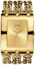 Guess Trend Dameur Gw0314l2 Guldfarvet/gul Guldtonet Stål