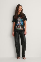 Warner Bros. Basis T-shirt - Black
