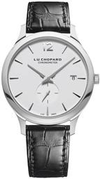 Chopard L.u.c Herreur 168591-3001 Hvid/læder Ø40 Mm