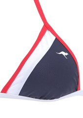 Kangaroos Bikini  Navy / Hvid / Rød
