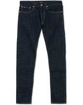 Polo Ralph Lauren Sullivan Slim Fit Rins Stretch Jeans Dark Blue
