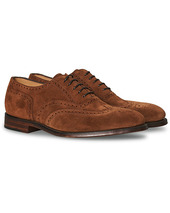 Loake 1880 Buckingham Brogue Polo Suede