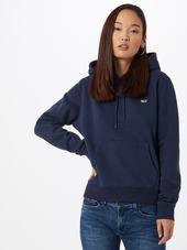 Tommy Jeans Sweatshirt  Navy / Hvid / Brandrød