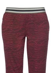 S.oliver Pyjamas  Bordeaux / Sort