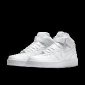 Nike Air Force 1 Mid'07-sko Til Mænd - Hvid