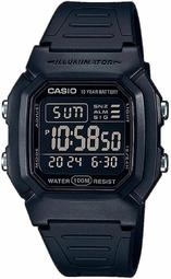 Casio 99999 Herreur W-800h-1bves Lcd/resinplast