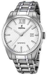 Festina Herreur F16884-2 Sølvfarvet/stål Ø39 Mm