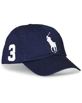 Polo Ralph Lauren Big Pony Cap Newport Navy
