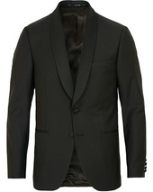 Tiger Of Sweden Jinatra Tuxedo Blazer Black