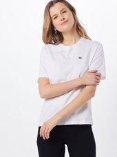 Lacoste Shirts  Hvid