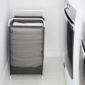 Vasketøjskurv Cinch - Grå