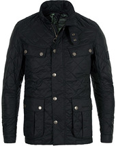 Barbour International Ariel Quilted Jacket Black