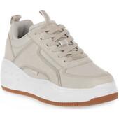 Sneakers Buffalo  Flat Simple 2 Cream