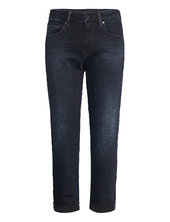 Kate Boyfriend Wmn Boyfriend Jeans Sort G-star Raw