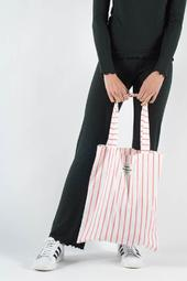 Atoma Sacky - Strawberry Pink/white - Mads Nørgaard - Pink One Size