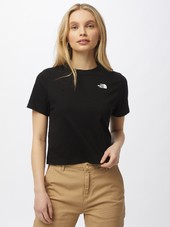 The North Face Funktionsbluse  Sort / Hvid