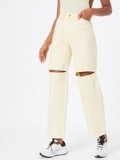 Weekday Jeans 'brae'  Naturhvid